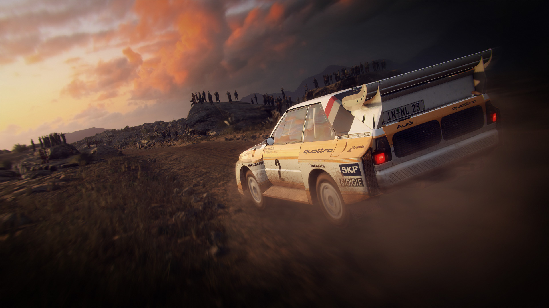 campeonato legends 2019 dirt rally