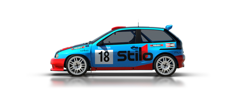 seat ibiza kit car Dirt rally