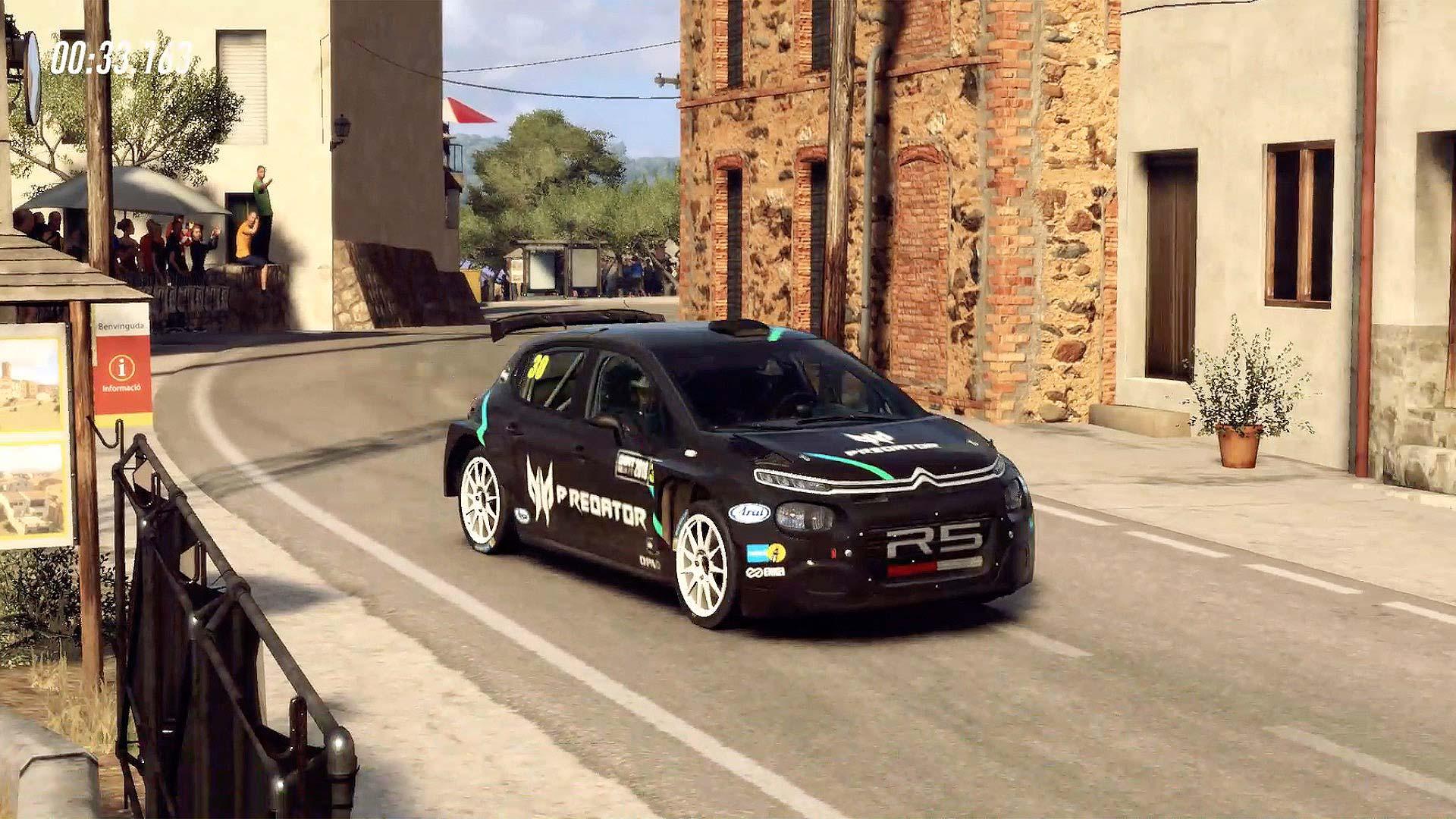 segunda temporada campeonato WRC-DIRT 2019 con Dirt Rally 2.0