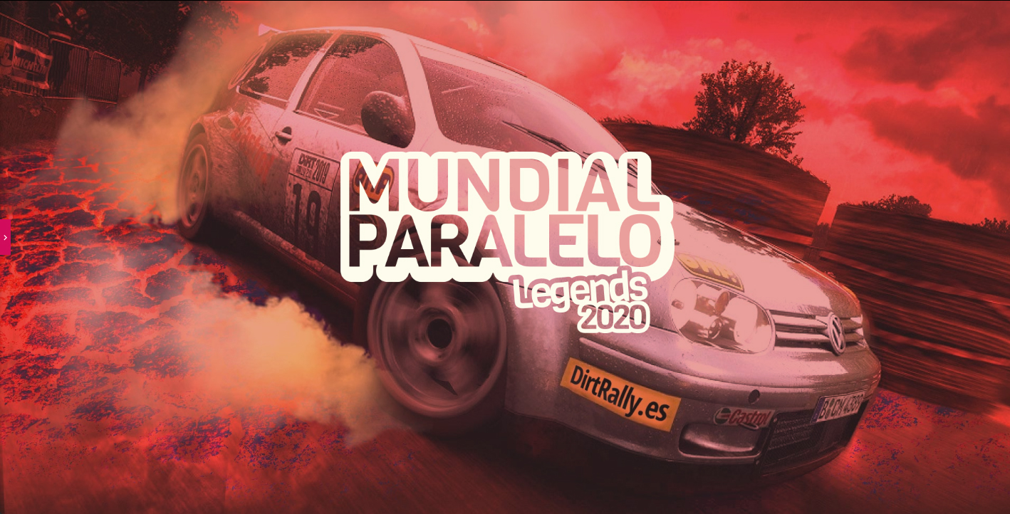 mundial paralelo legends 2020 dirt rally 2.0
