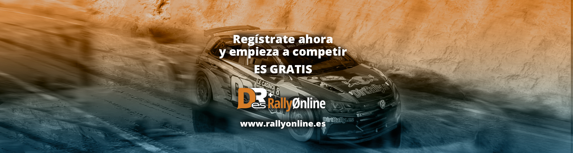 competiciones de rallyes online con dirt rally richard Burns rally y más