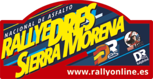 placa nacional de asfalto RBR rally de Sierra Morena
