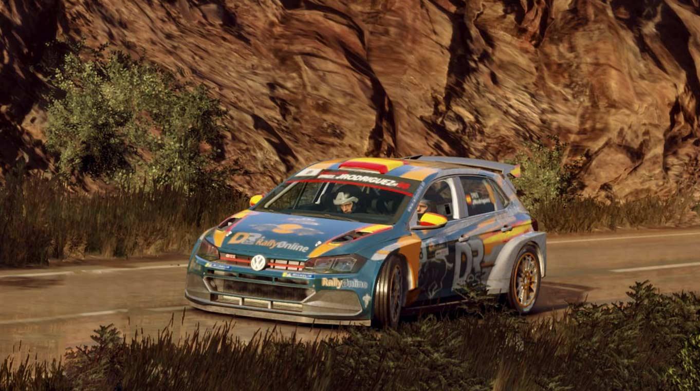 campeonatos dirt rally 2.0 españoles temporada 2021