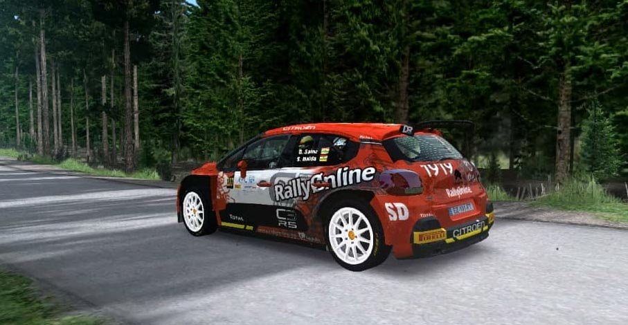 Campeonatos de RBR (Richard buns Rally) en España 2021