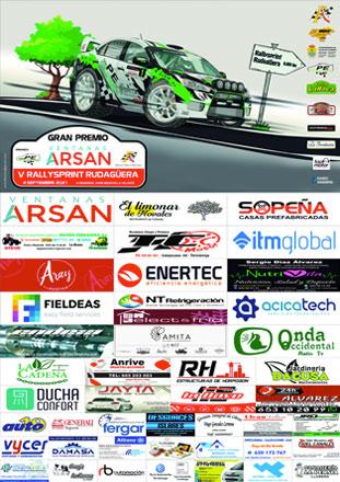 rallysprint Rudagüera virtual 2021